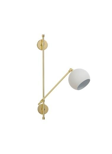 Warm Design Metal Altın Aplik Altın